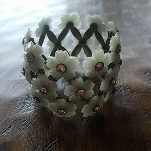 Vintage expanding bracelet